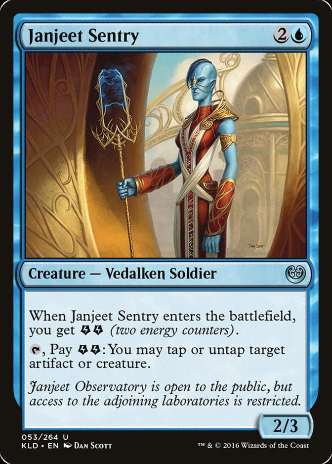 Janjeet Sentry [KLD]