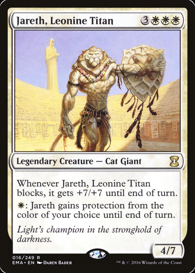 Jareth, Leonine Titan [EMA] (F)