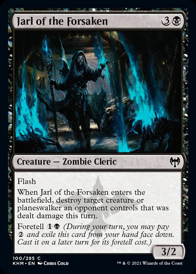 Jarl of the Forsaken [KHM]