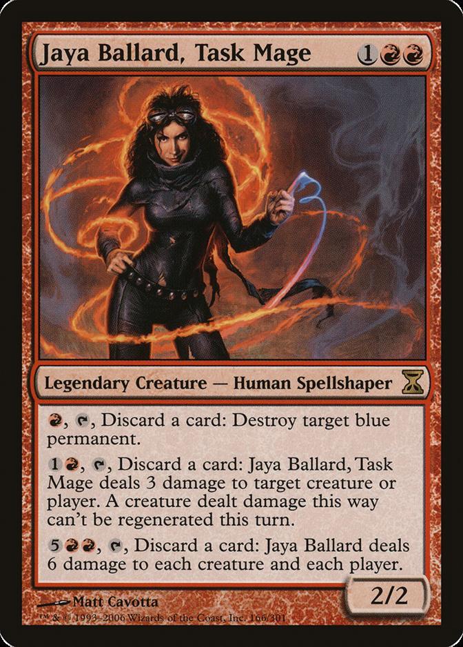 Jaya Ballard, Task Mage [TSP] (F)