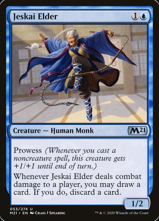 Jeskai Elder [M21]