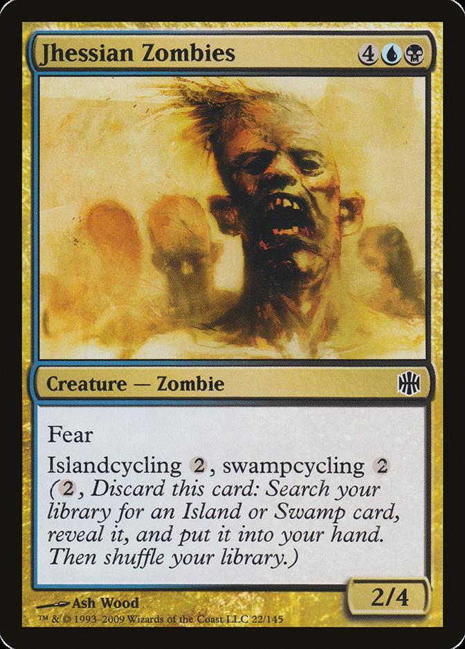 Jhessian Zombies [ARB]