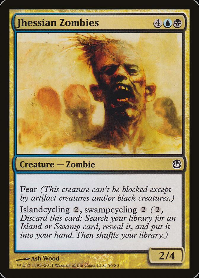 Jhessian Zombies [DDH]