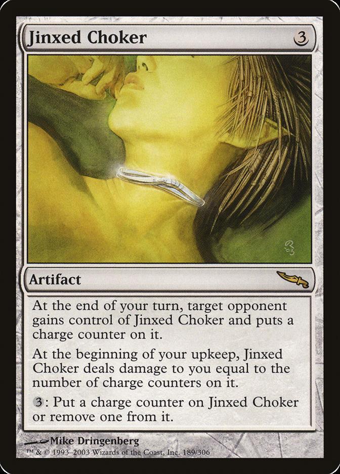 Jinxed Choker [MRD]