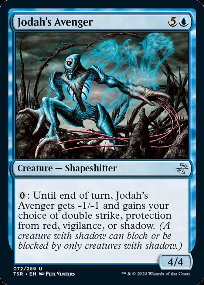 Jodah's Avenger [TSR]