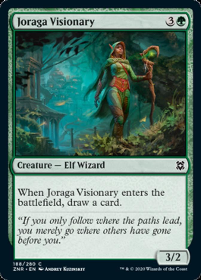 Joraga Visionary [ZNR]