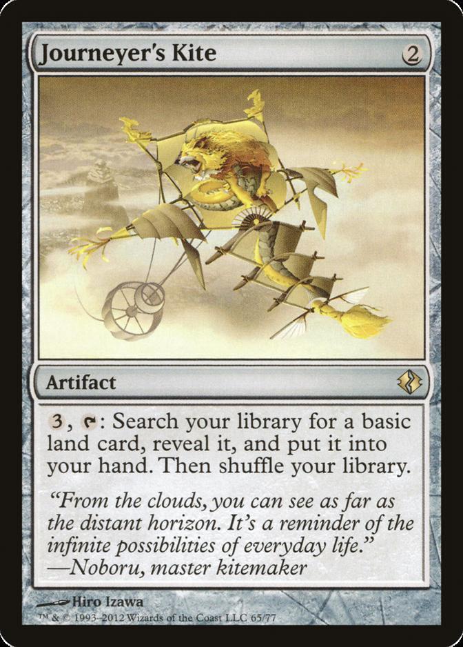 Journeyer's Kite [DDI]