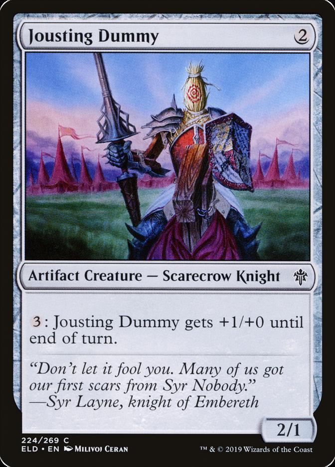 Jousting Dummy [ELD]