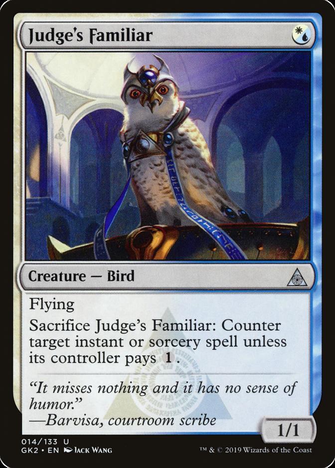 Judge's Familiar [GK2]