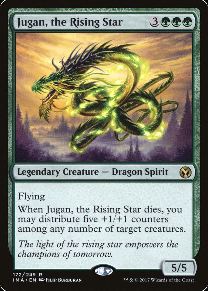 Jugan, the Rising Star [IMA]