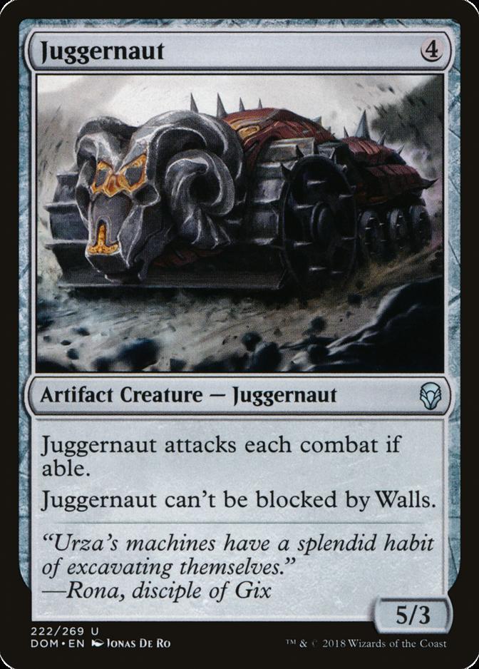 Juggernaut [DOM]