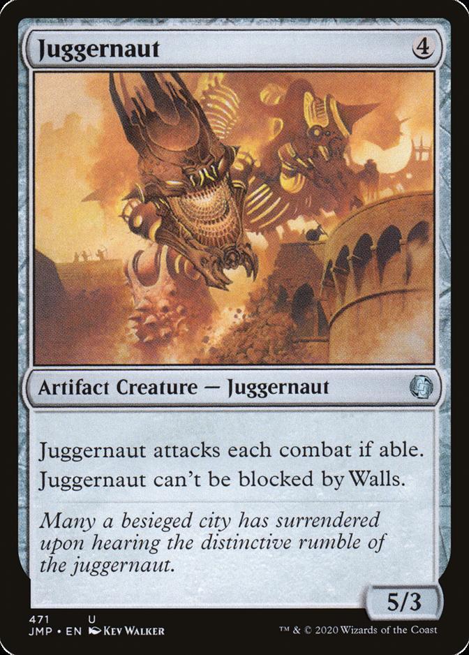 Juggernaut [JMP]