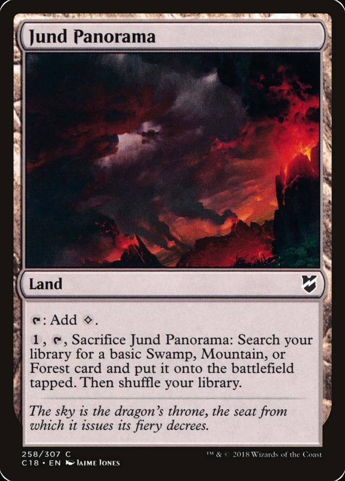 Jund Panorama [C18]