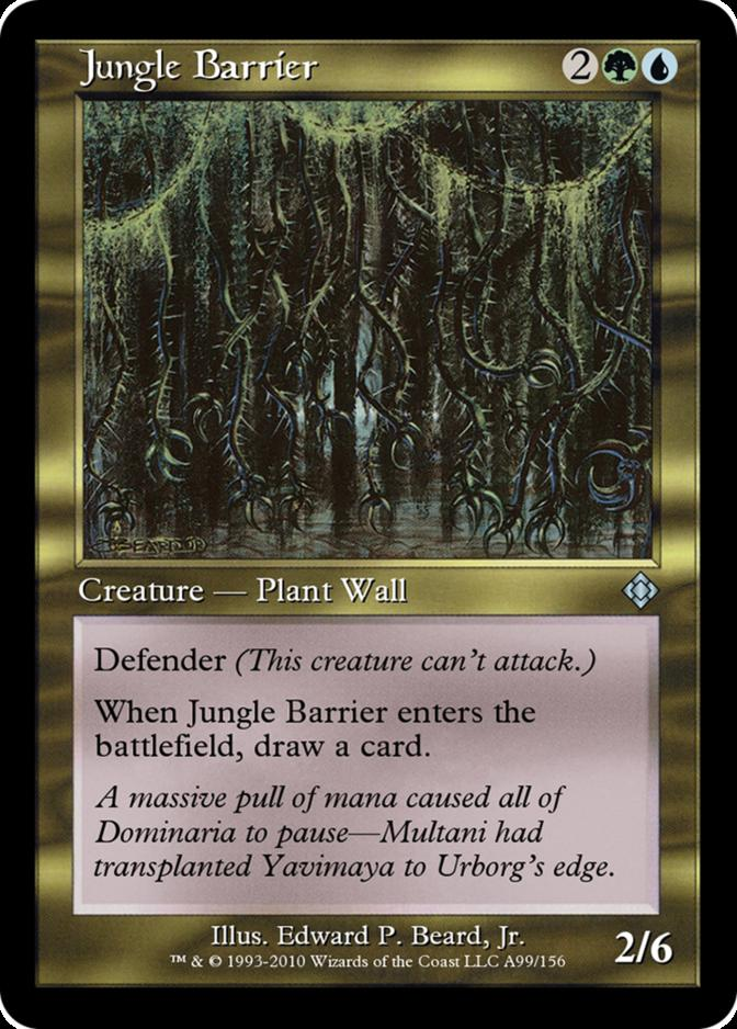 Jungle Barrier [TD0]