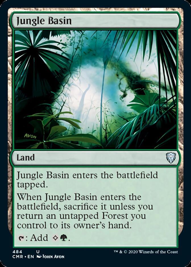 Jungle Basin [CMR]