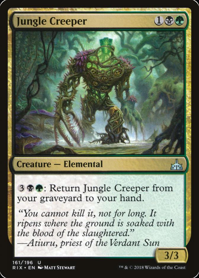 Jungle Creeper [RIX]