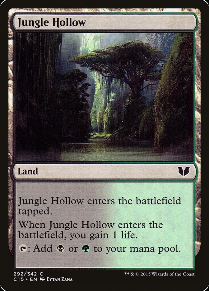Jungle Hollow [C15]