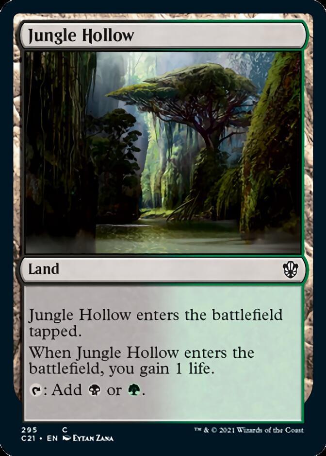 Jungle Hollow [C21]
