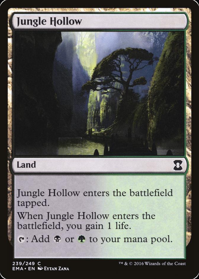 Jungle Hollow [EMA] (F)