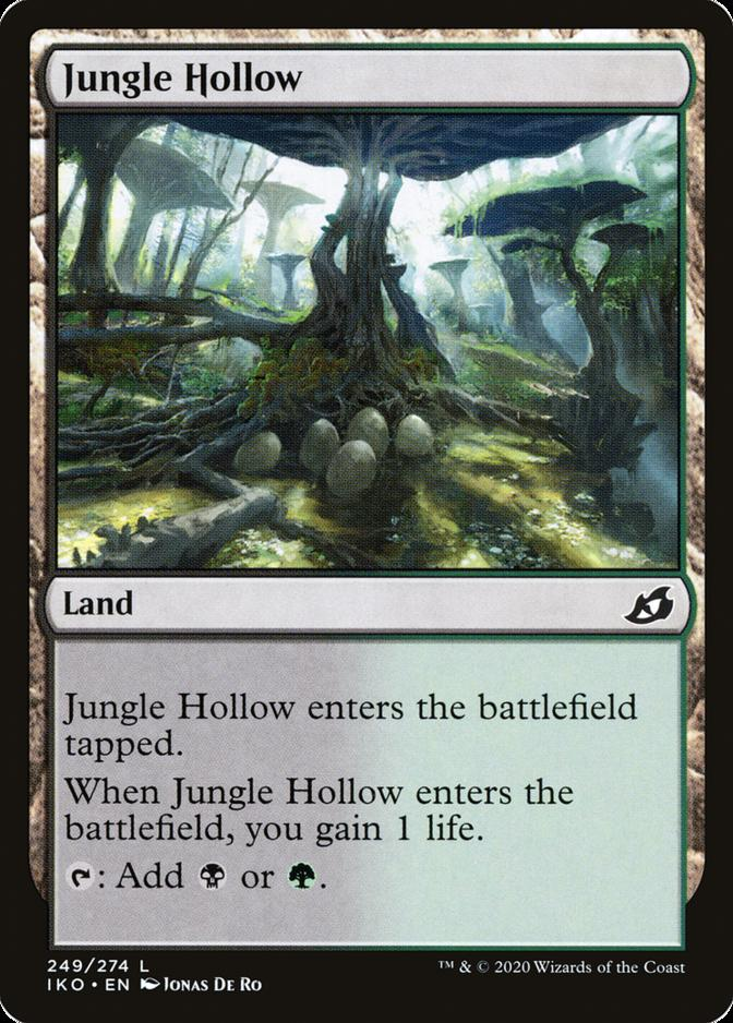 Jungle Hollow [IKO]