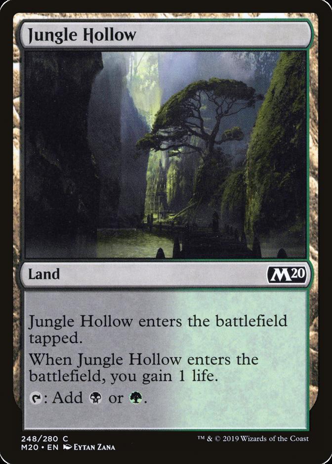 Jungle Hollow [M20]
