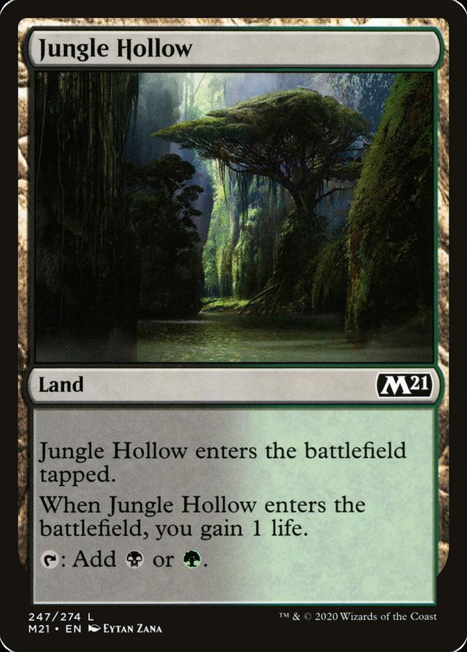 Jungle Hollow [M21]