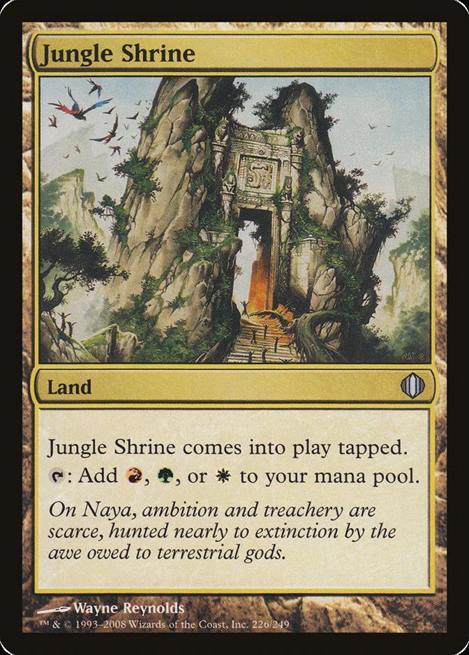 Jungle Shrine [ALA]
