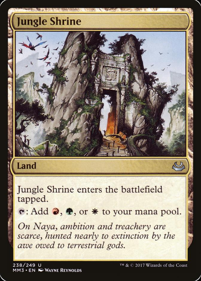 Jungle Shrine [MM3]