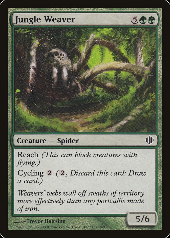 Jungle Weaver [ALA]