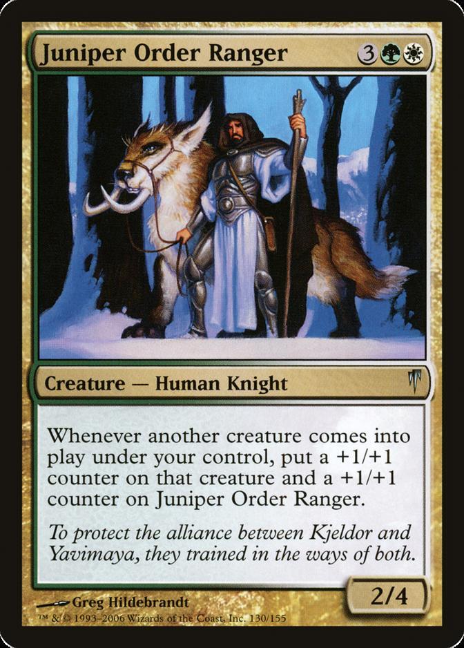 Juniper Order Ranger [CSP]