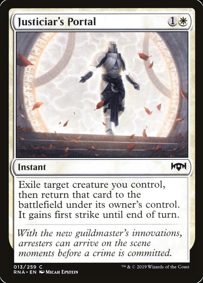Justiciar's Portal [RNA]