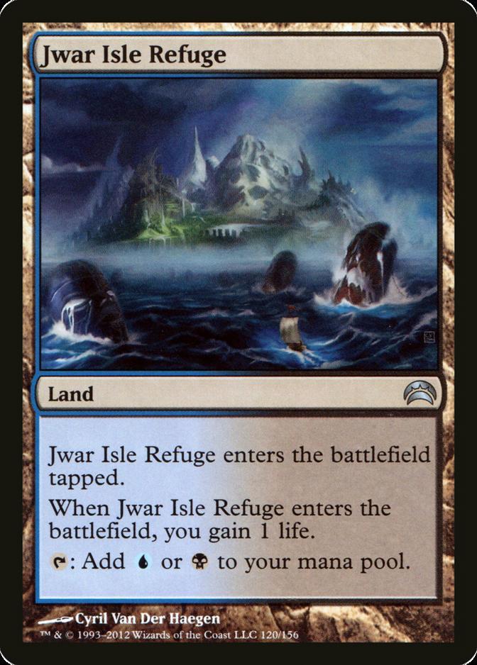 Jwar Isle Refuge [PC2]