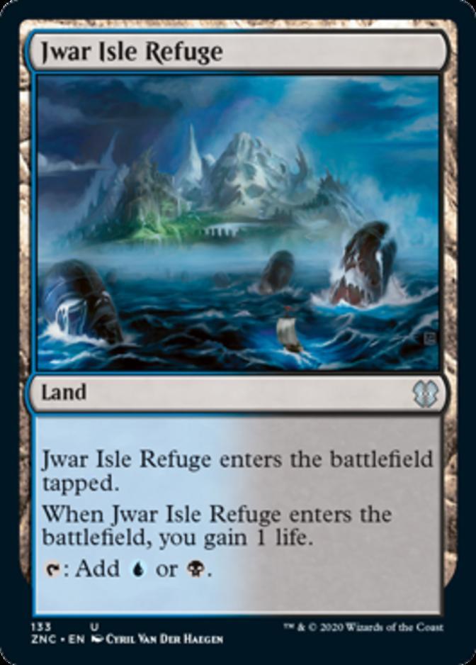 Jwar Isle Refuge [ZNC]