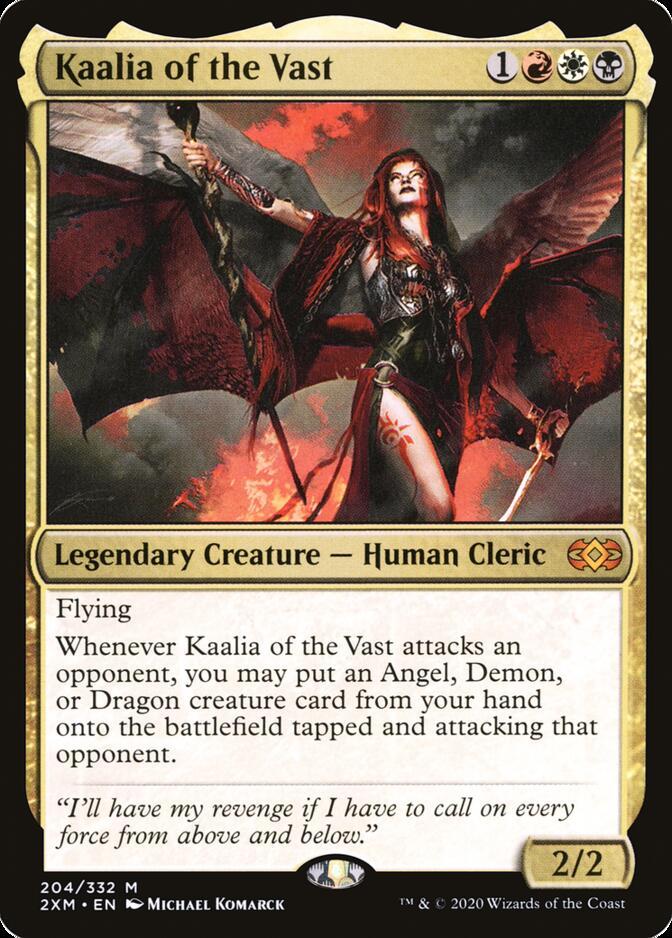 Kaalia of the Vast [2XM]
