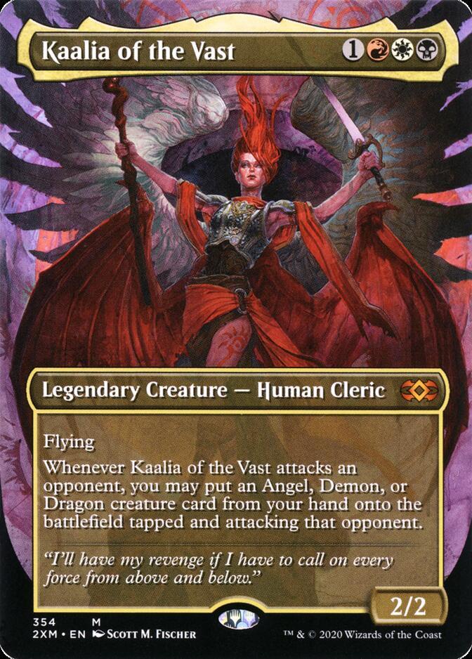 Kaalia of the Vast [P2XM]