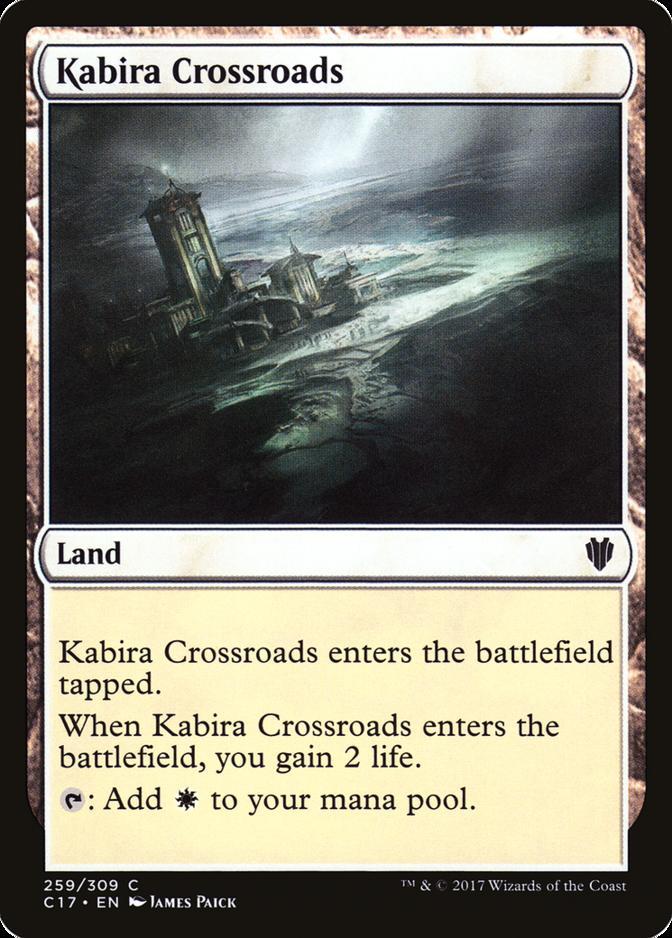 Kabira Crossroads [C17]