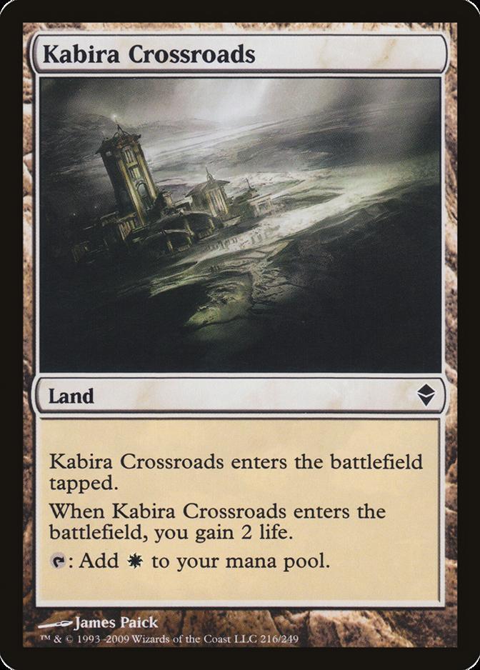 Kabira Crossroads [ZEN] (F)