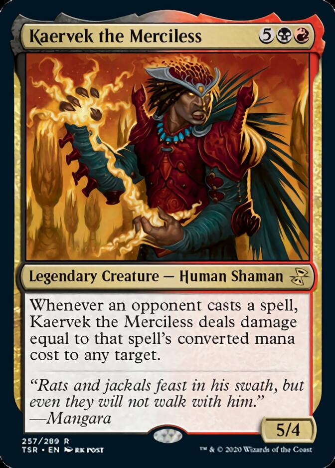 Kaervek the Merciless [TSR]