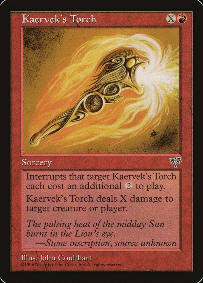 Kaervek's Torch [MI] (F)