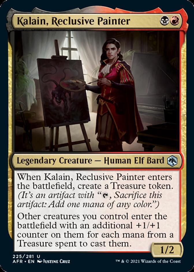 Kalain, Reclusive Painter [AFR]