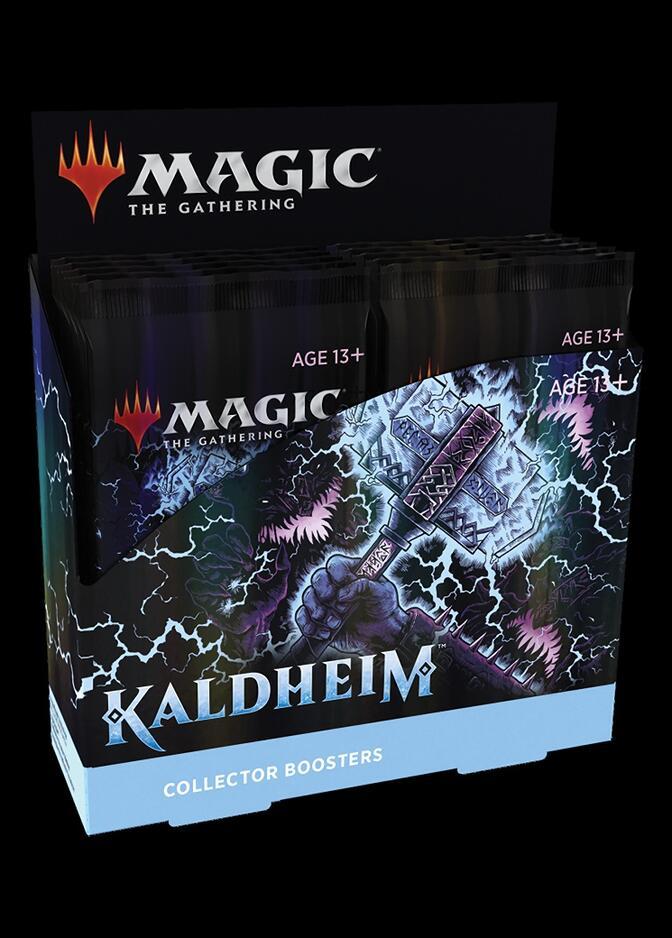 Kaldheim Collector Booster Box <sealed> [KHM]