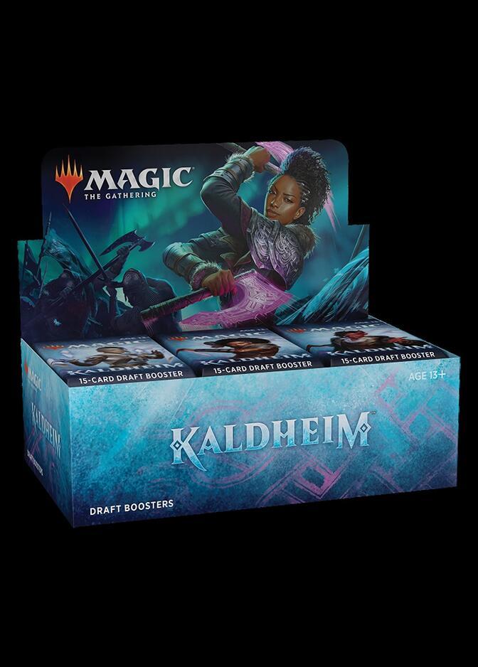 Kaldheim Draft Booster Box <sealed> [KHM]