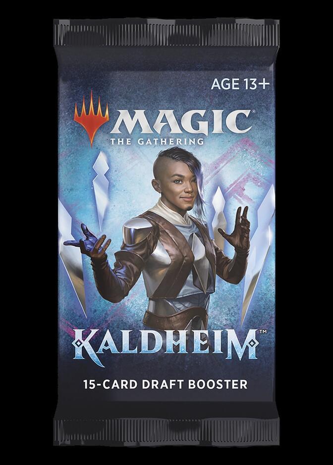 Kaldheim Draft Booster Pack <sealed> [KHM]
