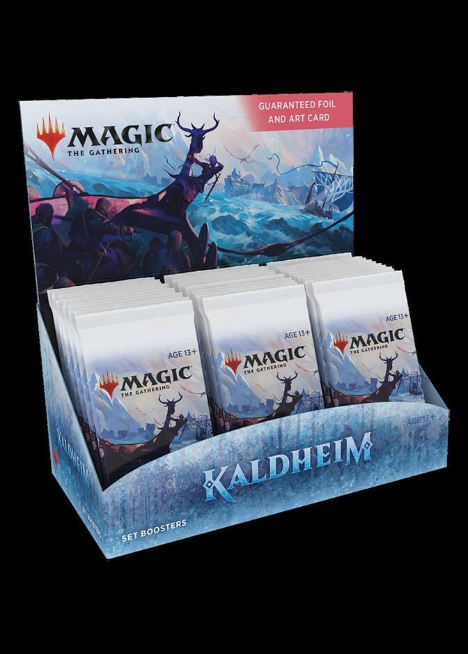 Kaldheim Set Booster Box <sealed> [KHM]