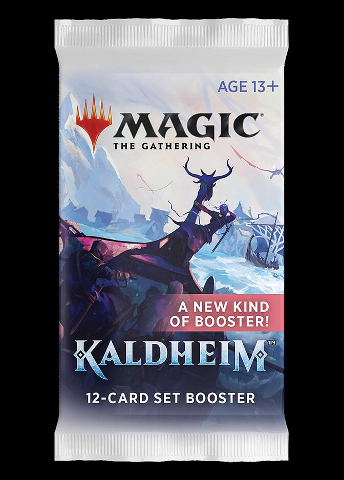 Kaldheim Set Booster Pack <sealed> [KHM]