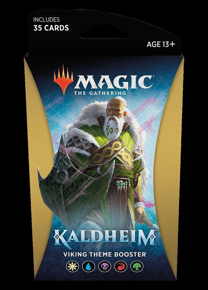 Kaldheim Theme Booster: Viking <sealed> [KHM]