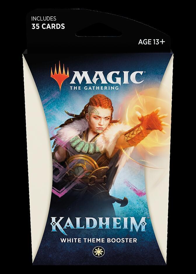 Kaldheim Theme Booster: White <sealed> [KHM]