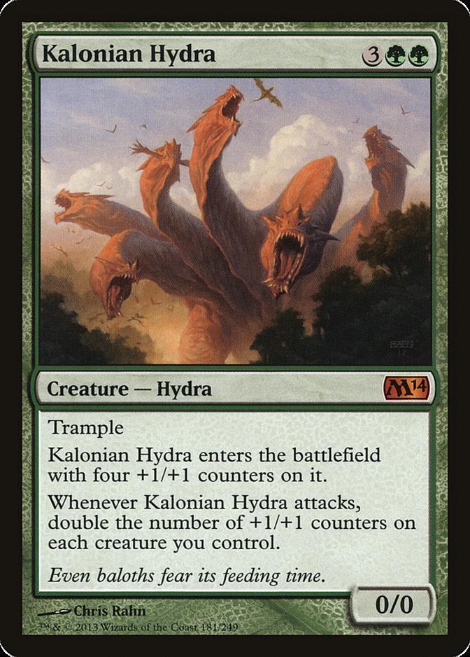 Kalonian Hydra [M14]