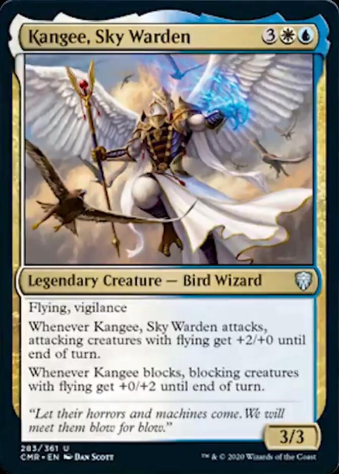 Kangee, Sky Warden [CMR]