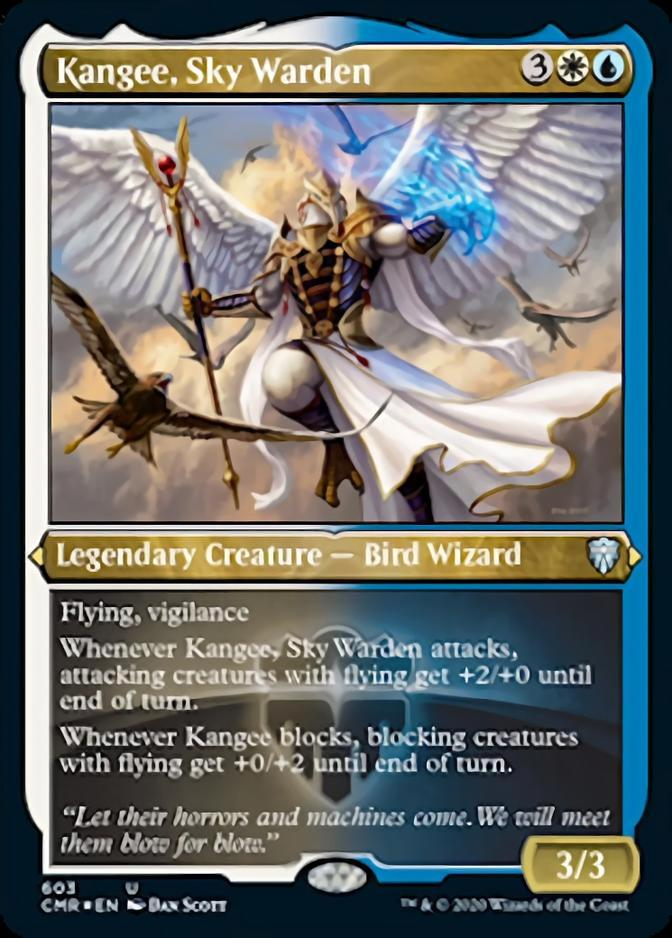Kangee, Sky Warden [PCMR] (F)